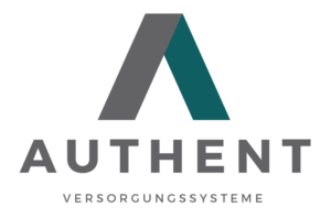 Authent Logo - Versorgungssysteme